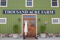 Nicole & TJ // Thousand Acre Farm Wedding » Kate + Jill