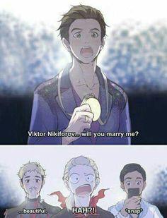 Yurio katsuki como quisiera que fuera real