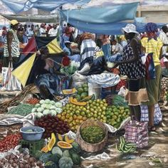 Jamaican Food Market: D Jamaican Countryside Tour provides a unique, unforgettable holiday in Jamaica?   We create a cultural holiday experience for your time in Jamaica.