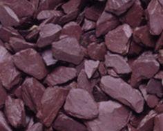 Slate Chippings - Plum