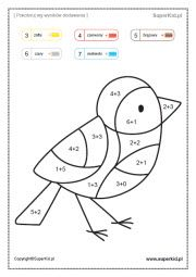 Addition Worksheets, Maila, Document, Kindergarten Worksheets, Toddler Activities, Mathematics, How To Plan, Learning, Puzzle