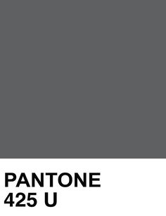 pantone dark charcoal grey - Google-haku