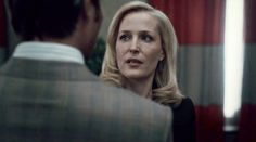 hannibal season 3 gillian anderson | Gillian Anderson en el Trailer de la 2da Temporada de Hannibal
