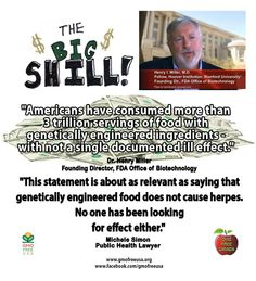 Smart Health Talk Warning. Same people showing up in Washington AGAINST Prop #522 to NOT LABEL GMOs that was in California against Prop #37. See them in CA here: http://www.smarthealthtalk.com/gmos-for-dummies.html . GMOs EXTRA EXTRA! The paid shills are out in force in Washington, telling more lies to trick people into voting against their own best interests. Dr. Miller, please show us the human health studies. What? There aren't any? Yes, that's what we thought. Shills go home. YES on 522!