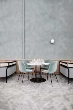 Brasserie + Fine Dining Inside La Maison du Danemark