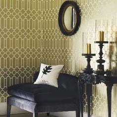Tepeten-Ideen-Wohnzimmer-Muster-ecke-betont 4