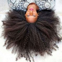 Natural Curly Hair | Big Hair | Afro