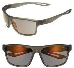 3216b9fff7e Nike Legend 65mm Mirrored Multi-Sport Sunglasses Available Colors  Blue