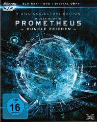 Prometheus - Dunkle Zeichen 3D Blu-Ray