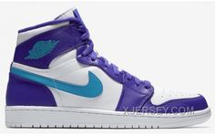 """http://www.xjersey.com/air-jordan-1-high-feng-shui-bright-concord-blue-lagoonwhite-332550442-online.html AIR JORDAN 1 HIGH """"FENG SHUI"""" BRIGHT CONCORD/BLUE LAGOON-WHITE 332550-442 ONLINE Only 83.26€ , Free Shipping!"""