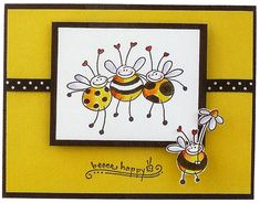 So cute!  Love bees! from http://www.wishfulthinking-in.com