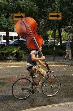 No 6: Bass Players, what could go wrong? via Strings Magazine