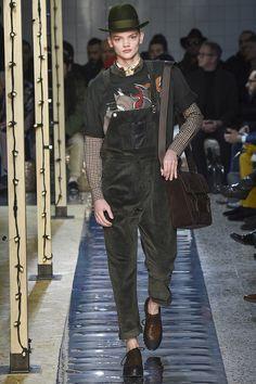 Antonio Marras Fall 2016 Menswear Fashion Show