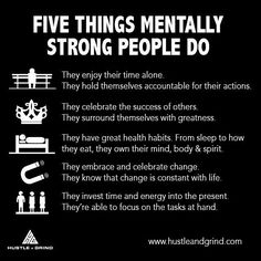 Take these five insights and apply them to your life to make it easier to come out of the struggle with success. Use these insights to push through moments in which you're second guessing why you started. Use these insights as a reminder of what you need to do to stay strong.  Tag someone who needs to see this!