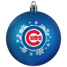 Chicago Cubs Tree Ornaments