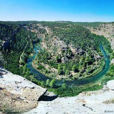 El Parque natural de las Hoces del Cabriel: la joya de La Plana de Utiel-Requena