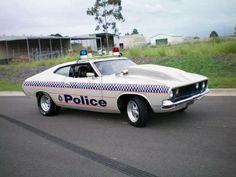 ◆XB Falcon Couple Police Car◆