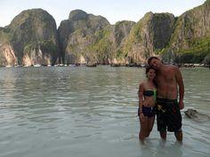 Maya Bay,Thailand.