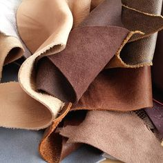 Leather Pieces for jewelry Leather Pieces for Crafting Leather Scraps, Leather Fabric, Leather Case, Leather Tutorial, Leather Suppliers, Fabric Wallet, Brown Aesthetic, Leather Texture, Leather Pieces