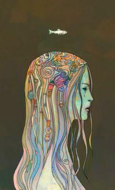 diosesencuerposhumanos: LÍNEAS LEY VIRTUALES  por Gillian MacBeth-Louthan