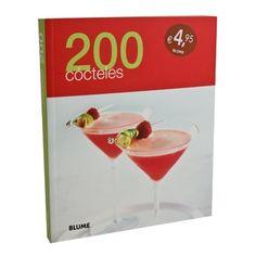 Libro 200 Cocteles
