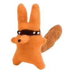 Donna Wilson Peluche écureuil masqué Rill 20 cm-product