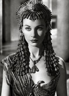 Shakespeare Forever — Vivien Leigh as Cleopatra in Antony and Cleopatra