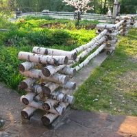 Fences for parks, squares, grass fences . - When early inside strategy, the pergola has Diy Garden Fence, Backyard Fences, Garden Gates, Backyard Landscaping, Log Fence, Rustic Fence, Farm Fence, Country Fences, Rustic Gardens