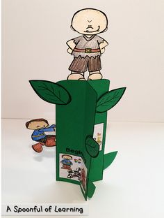Jack and the Beanstalk Fairy Tales Unit