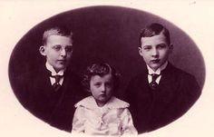 Eugen, Wolfgang, Joachim Ernst von Anhalt  3 des fils ded'Eduard I, duc d'Anhalt (1861-1918) et de la princesse Louise de Saxe-Altenburg (1873-1953):  -Eugen (1903-1980)  -Wofgang (1912-1936)  -Joachim Ernst (1901-1947), dernier duc régnant d'Anhalt du 13 septembre au 12 novembre 1918