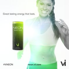 NEON Energy Drink Ingredients! So excited to have a healthy option of energy drink! FREE NEON. Visit for more info: atomicdrink.neone...