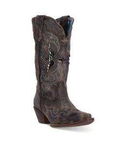 Laredo Black Lucretia Boots