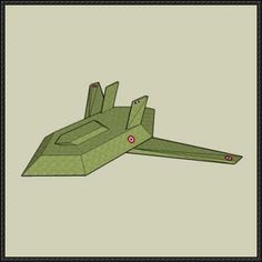 Simple UAV (Unmanned Aerial Vehicle) Free Paper Model Download - https://www.papercraftsquare.com/simple-uav-unmanned-aerial-vehicle-free-paper-model-download.html