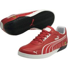 Ferrari Pumas.  I could actually buy these now, this is a reminder to do that.