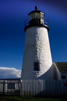 Lighthouse Pemaquid  by Brian Goulet, via 500px