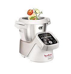 Moulinex Cuisine Companion - Robot de cocina, 6 programas automáticos, capacidad hasta 6 personas - http://vivahogar.net/oferta/moulinex-cuisine-companion-robot-de-cocina-6-programas-automaticos-capacidad-hasta-6-personas-2/ -