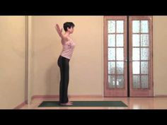 NO More Rolling up,vertebrae by vertebrae from a forward bend,  How to do this to properly to protect your back (discs).Short educational videos- SequenceWiz