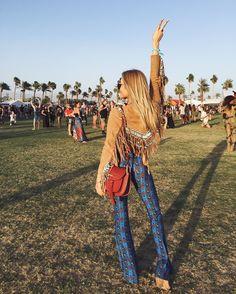 Festival Style Hendrix Jacket at Coachella 2016 | Spell Blog