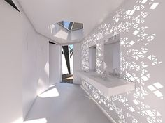KRION® PROJECTS: IN-OUT NATURE (ESTUDIO ARQCION)