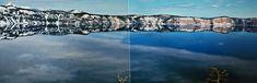 Crater Lake, Desktop Screenshot, Art, Art Background, Kunst, Performing Arts, Art Education Resources, Artworks