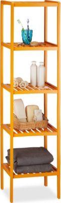 relaxdays Bambus Badregal mit 5 Ablageflächen Jetzt bestellen unter: https://moebel.ladendirekt.de/bad/badmoebel/badregale/?uid=f7af5739-f595-56f3-a32f-aa9f7d31aedb&utm_source=pinterest&utm_medium=pin&utm_campaign=boards #badregale #heim #bad #badmoebel