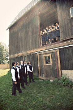 Ann Arbor Wedding Venues Misty Farms Barn