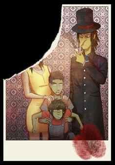Murdoc family