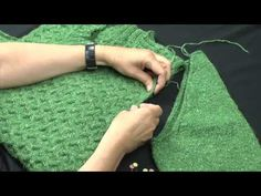Sy et ærme på - YouTube Knitting Patterns, Crochet, Fair Isles, Video Tutorials, Tips, Youtube, Tricot, Projects, Creative