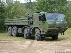 Tatra T815-7MPR89 8x8 Army Vehicles, Armored Vehicles, Heavy Truck, Military Equipment, Central Europe, Car Wheels, War Machine, Cool Trucks, Heavy Equipment