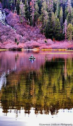 Mammoth Lakes in California | Most Beautiful Pages