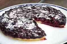 crustycorner: Ovocný koláč podle Mary Berry