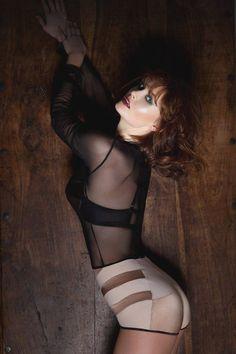 Nichole de Carle - Onyx playsuit