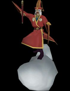 Wu Kong in Shin Megami Tensei IMAGINE