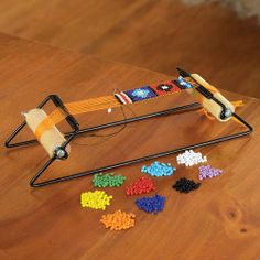 Bead Weaving Loom Kit @ Bits and Pieces